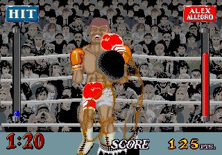 Heavyweight Champ (Japan, FD1094 317-0046 decrypted) [Bootleg]