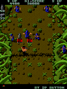 Ikari Warriors (US No Continues)