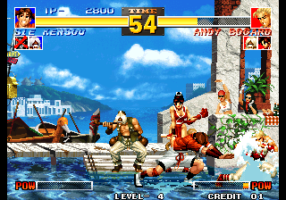 The King of Fighters '95 (NGH-084, alternate board)