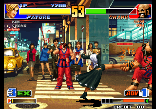 The King of Fighters '98 - The Slugfest / King of Fighters '98 - dream match never ends (NGM-2420, alternate board)