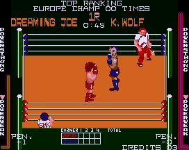 Main Event (1984)