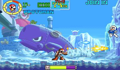Mega Man - The Power Battle (950926 USA, SAMPLE Version)