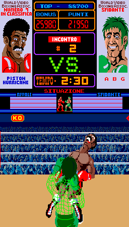 Punch-Out!! (Italian bootleg)