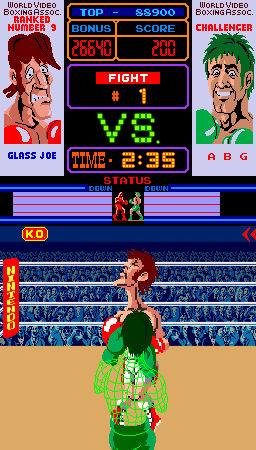 Punch-Out!! (Japan)