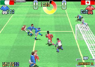 Taito Power Goal (Ver 2.5O 1994/11/03)