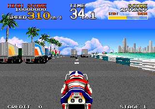 Racing Hero (FD1094 317-0144 decrypted) [Bootleg]