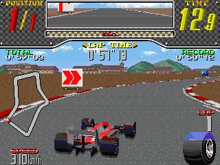 Racing Beat (Japan)
