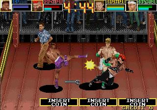 Ring Rage (Ver 2.3J 1992/08/09)