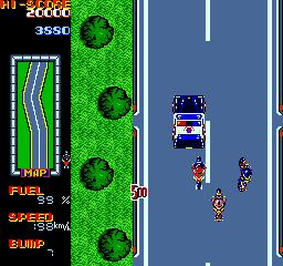 Shot Rider (Sigma license)