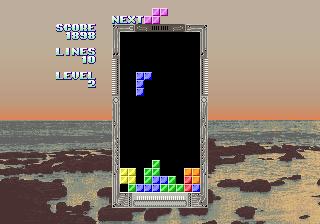 Tetris (set 1, Japan, System 16B, FD1094 317-0091 decrypted) [Bootleg]