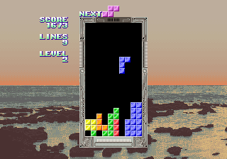 Tetris (set 3, Japan, System 16A, FD1094 317-0093a decrypted) [Bootleg]