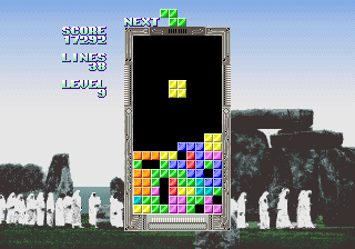 Tetris (set 4, Japan, System 16A, FD1094 317-0093 decrypted) [Bootleg]