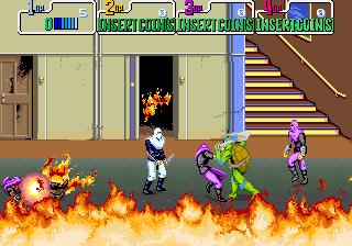 Teenage Mutant Hero Turtles (UK 4 Players, version ?)