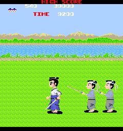 Samurai Nihon-Ichi (set 1)