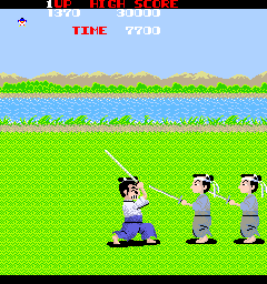 Samurai Nihon-Ichi (set 2)