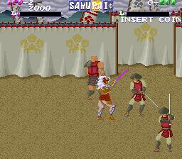 Shingen Samurai-Fighter (Japan, English) [Game crashes in level 2, play tshingena instead!]