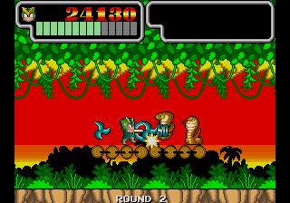 Wonder Boy III - Monster Lair (set 3, World, System 16B, FD1094 317-0089 decrypted) [Bootleg]