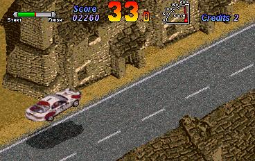 World Rally (Version 1.0, Checksum 3873)