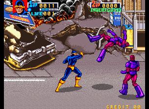X-Men (2 Players ver UAB)