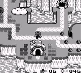 Super Mario Land 2 - 6 Golden Coins (USA, Europe) (Rev B)