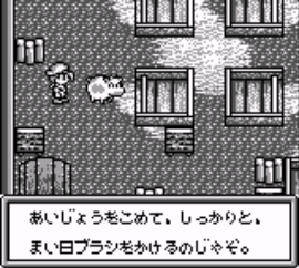 Bokujou Monogatari GB (Japan) (Rev A)