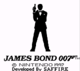 James Bond 007 (USA, Europe)