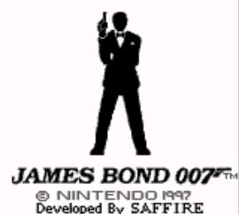 James Bond 007 (USA, Europe)