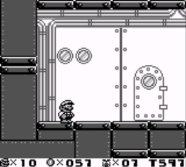 Super Mario Land 2 - 6-tsu no Kinka (Japan)