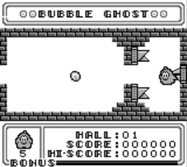 Bubble Ghost (USA, Europe)