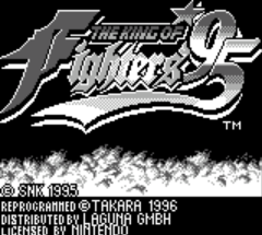 King of Fighters '95, The (Europe)