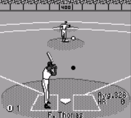 Frank Thomas Big Hurt Baseball (USA, Europe)