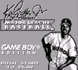 Ken Griffey Jr. presents Major League Baseball (USA, Europe)