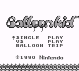 Balloon Kid (World)