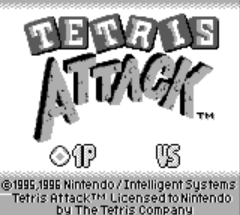 Tetris Attack (USA)