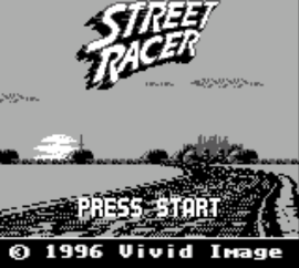 Street Racer (USA, Europe)