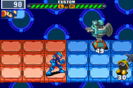 Mega Man Battle Network 6 Cybeast Gregar (Virtual Console)