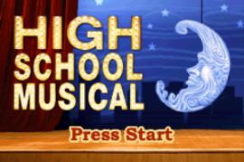 High School Musical - Livin' the Dream (U)(Sir VG)