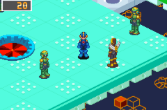 Mega Man Battle Network 3 Blue Version (Virtual Console)