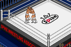 Fire Pro Wrestling (U)(Mode7)