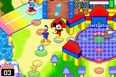 Mickey no Pocket Resort (J)(Caravan)