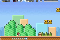 Super Mario Advance 4 - Super Mario Bros 3 (E)(Independent)