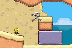 SpongeBob SquarePants and Friends - Battle for Volcano Island (E)(LightForce)