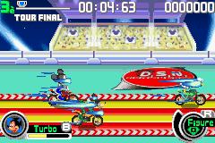 Disney Sports Motocross (E)(Surplus)