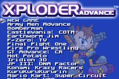 Xploder Advance (E)(Independent)