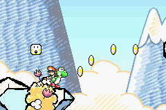 Yoshi's Island - Super Mario Advance 3 (E)(Menace)