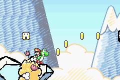 Yoshi's Island - Super Mario Advance 3 (E)(Menace)
