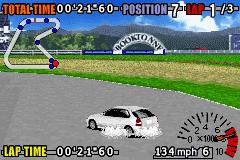 GT Advance 3 - Pro Concept Racing (E)(RDG)