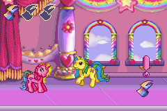 My Little Pony Crystal Princess - The Runaway Rainbow (U)(Rising Sun)