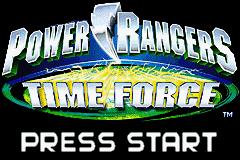 2 in 1 - Power Rangers - Ninja Storm & Power Rangers - Time Force (U)(Trashman)