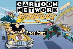 2 in 1 - Cartoon Network - Block Party & Cartoon Network - Speedway (U)(Trashman)